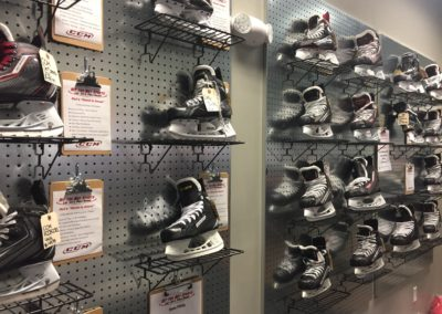 Great Selection of Hockey Skates